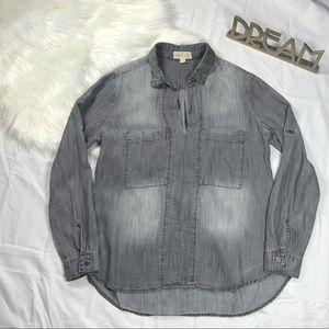 Anthropologie Cloth & Stone Tunic